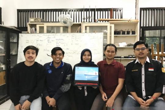Mahasiswa UMM buat radar pelacak benda untuk keamanan laut Indonesia