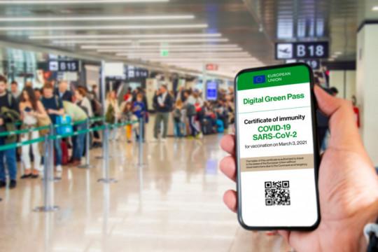 """Italia wajibkan """"Green Pass"""" COVID bagi para guru"""