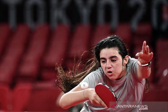 Langkah atlet usia 12 tahun, termuda di Olimpiade Tokyo terhenti