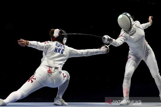Hong Kong selidiki ejekan lagu kebangsaan China saat siaran Olimpiade