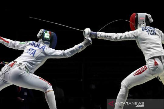 Olimpiade Tokyo: Pertandingan Anggar nomor Epee Perorangan Putri