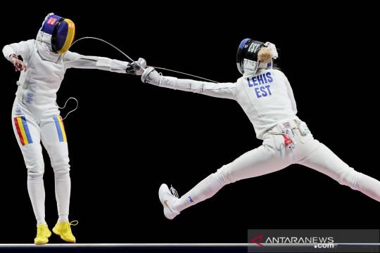 Olimpiade Tokyo 2020: Laga semi final anggar Women's Individual Epee