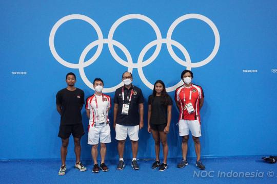 Fadlan dan Azzahra ditargetkan pertajam rekornas di Olimpiade Tokyo