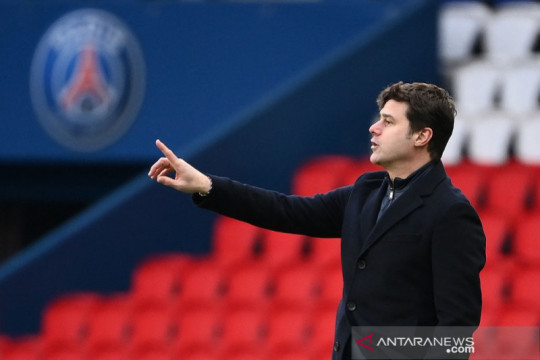 PSG perpanjang kontrak Mauricio Pochettino hingga 2023