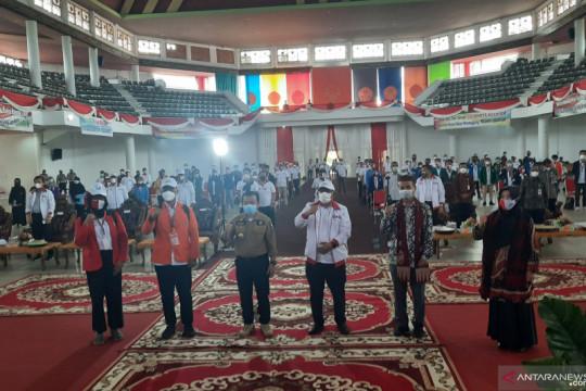 390 mahasiswa se-Indonesia ikuti KKN kebangsaan-bersama di Jambi