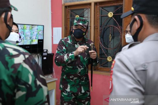 Panglima TNI harap tempat isolasi COVID-19 dibentuk di setiap daerah