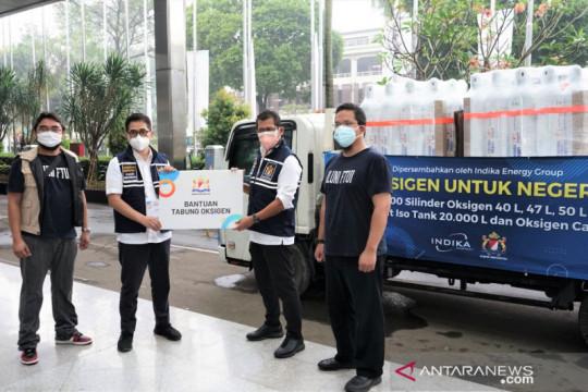 Indika Energy donasikan Rp50 miliar untuk atasi pandemi