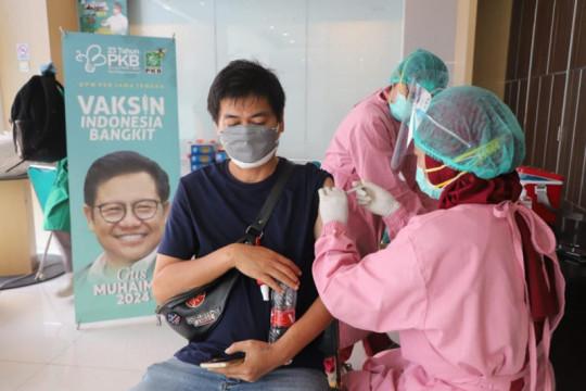 PKB Jateng gelar vaksinasi sebagai komitmen ikut tangani pandemi