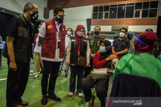 Kemenparekraf hadirkan kembali sentra vaksinasi di STP NHI Bandung