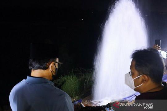 Layanan air bersih PDAM Kota Bogor normal kembali