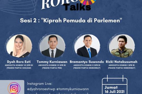 Anggota DPR: Tingkat keterwakilan pemuda di parlemen belum optimal