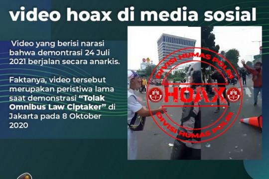 PB HMI mendorong Polri tangkap provokator di Tanah Air