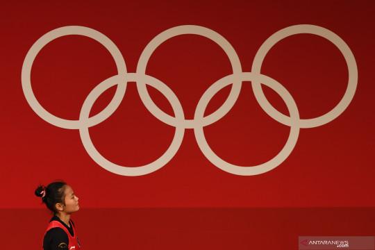 Ketua DPR bangga medali pertama Indonesia di Tokyo diraih perempuan