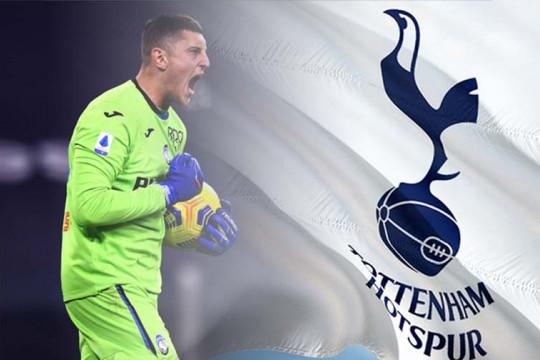 Tottenham Hotspur resmi pinjam Pierluigi Gollini dari Atalanta