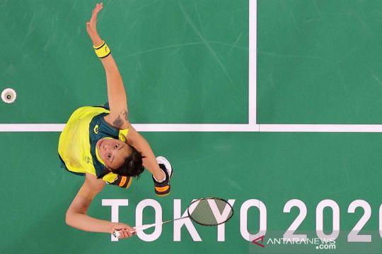 Laga bulutangkis ganda putri Olimpiade Tokyo 2020