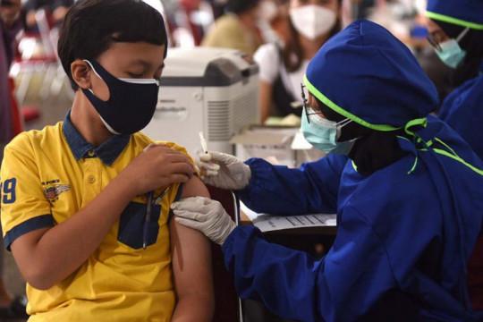 Pertamina gelar vaksinasi untuk pegawai dan umum