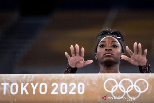 Naomi Osaka dan Biles si Ratu Senam hari ini bidik sejarah Olimpiade