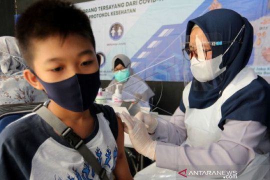 13 daerah di Aceh masih rendah cakupan vaksinasi COVID