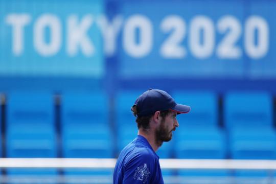 Andy Murray mundur dari tunggal putra Olimpiade Tokyo karena cedera