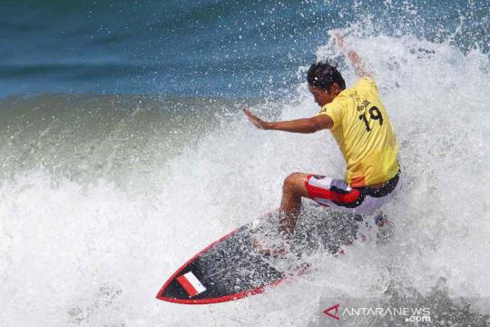 Rio Waida kandas di babak 16 besar Corona Open Mexico 2021