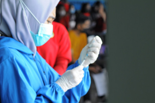 Damar minta vaksinasi anak di Lampung segera dilaksanakan