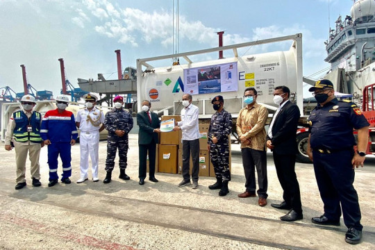 Jakarta akan suplai 10 unit oksigen konsentrator untuk Sulsel