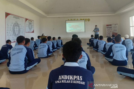 2.642 narapidana di Jambi dapat remisi di hari Kemerdekaan Indonesia