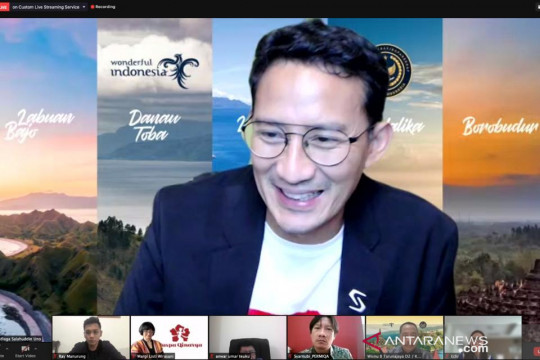 Menparekraf ajak diaspora Indonesia di Qatar promosikan pariwisata