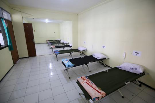 Relawan Surabaya Memanggil diajak sosialisasi pentingnya Rumah Sehat