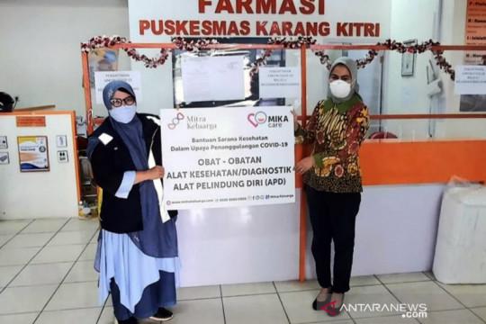 Mitra Keluarga salurkan obat dan alat kesehatan untuk puskesmas