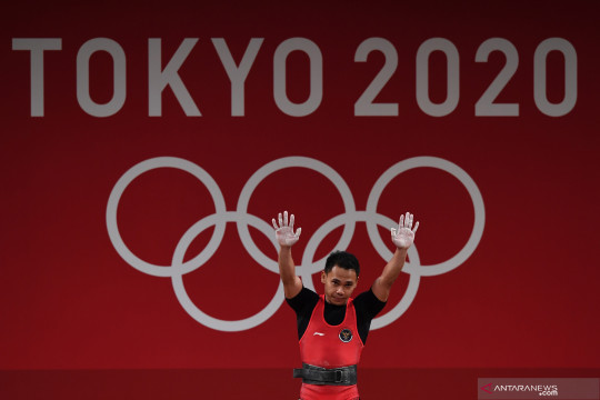 LaNyalla apresiasi kesuksesan Eko Yuli sabet medali di empat Olimpiade