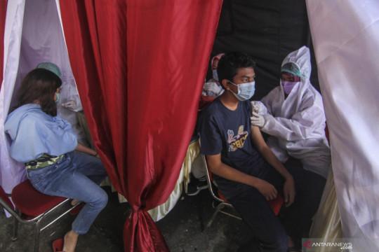 Vaksinasi COVID-19 dosis pertama di Depok mencapai 272.687 orang