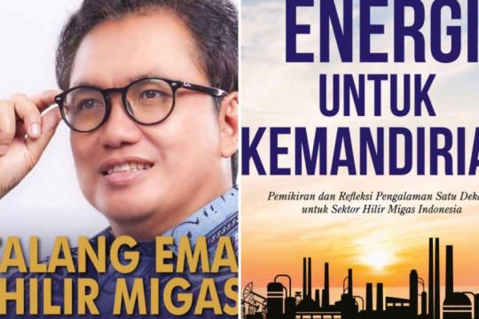Komite BPH Migas berakhir, Fanshurullah Asa luncurkan dua buku
