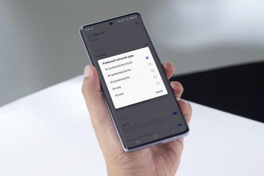 vivo V21 5G dan X60 bisa akses 5G Indonesia, begini mengaktifkannya