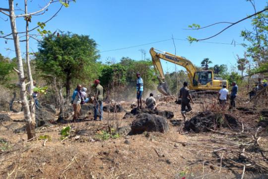 Pemkab Kupang siapkan dua hektare lahan pekuburan pasien COVID-19