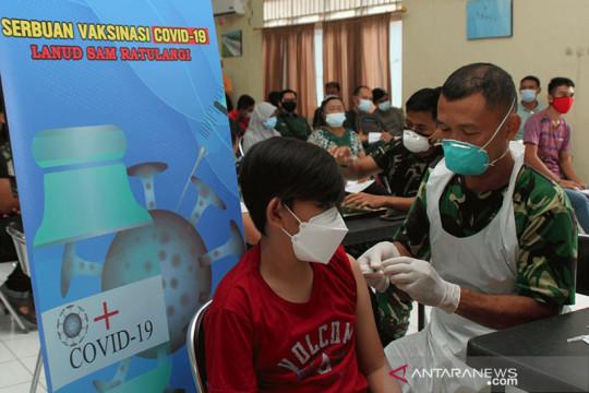 Rumah Sakit TNI AU Sam Ratulangi persiapkan kembali program vaksinasi