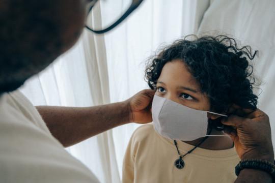 Antivirus COVID-19 tidak diperlukan untuk anak OTG dan gejala ringan