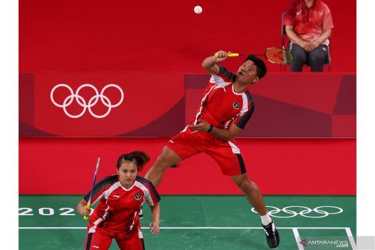 Olimpiade Tokyo : Praveen/Melati menang atas Mathias Christiansen/Alexandra Boje