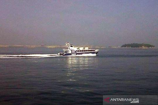 Dishub DKI harapkan KM Paus Satu layani transportasi di Pulau Sabira