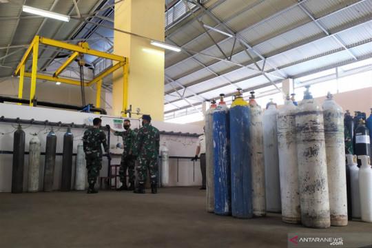 TNI AU operasikan Pazam untuk penuhi kebutuhan oksigen di Bandung