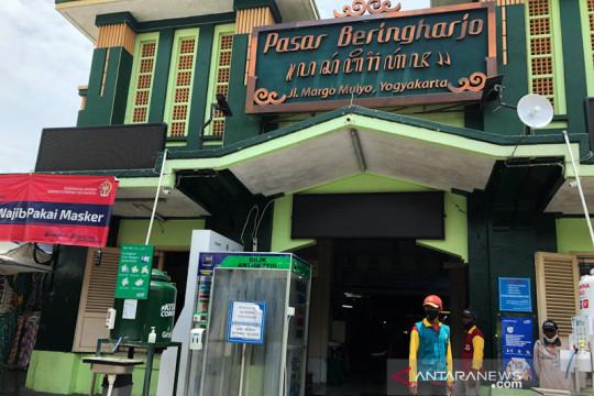 Lima pasar tradisional di Yogyakarta kembali  buka