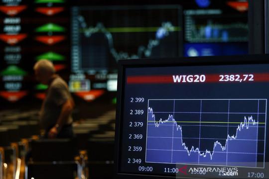 Saham Eropa turun, terseret kekhawatiran regulasi jatuhkan pasar Asia