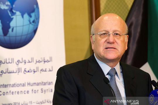 Pengusaha kaya Najib Mikati siap jadi PM Lebanon lagi