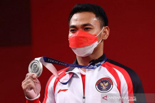 Eko Yuli Irawan masih penasaran dengan emas Olimpiade