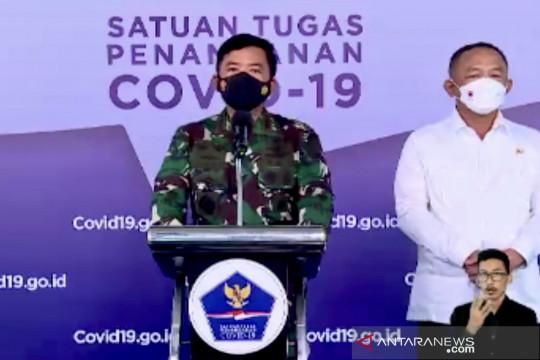 """63.000 prajurit TNI dikerahkan jadi """"tracer"""" kontak erat COVID-19"""