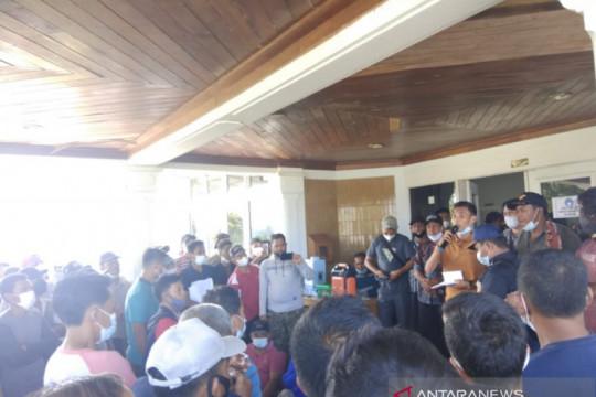 Ratusan masyarakat Mukomuko demo perusahaan sawit
