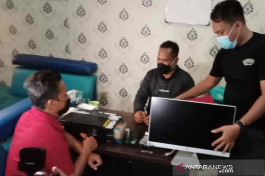 Polres Indramayu tangkap petugas puskesmas palsukan surat uji antigen