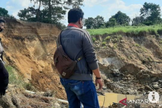 Dua pendulang intan di Banjarbaru Kalsel tewas tertimbun