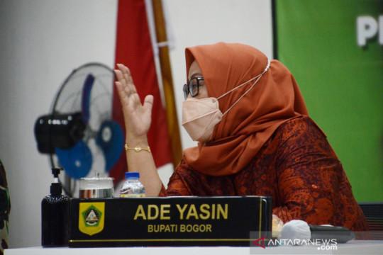 Bupati Bogor evaluasi industri untuk pelonggaran saat PPKM level 4