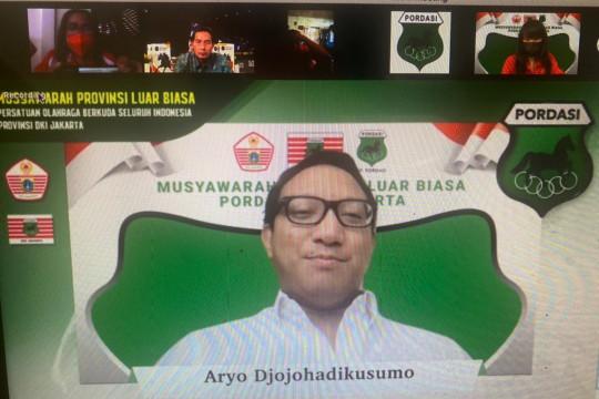 Aryo Djojohadikusumo resmi jadi Ketua Pordasi DKI Jakarta